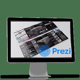 Prezi presentation amorphous solutions