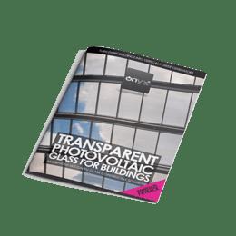 transparent glass solution